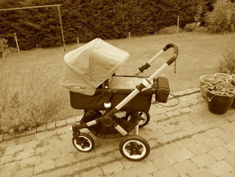 Baby's limousine