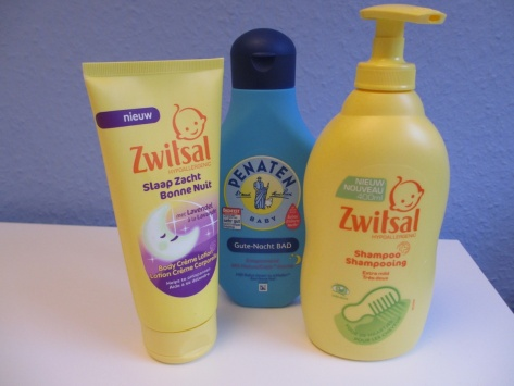 Zwitsal and Penaten: National baby care brands from The Netherlands and Germany